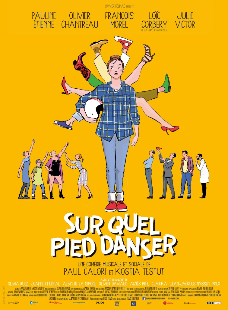 Sur Quel Pied Danser (Affiche).jpg